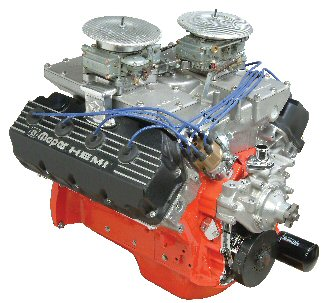 Mopar Crate Engines for Sale | Crate Engines for Sale